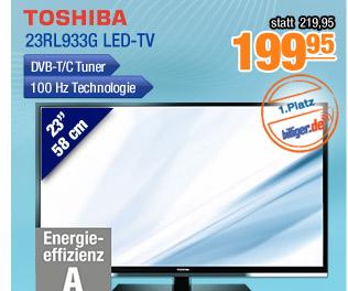 Toshiba 23RL933G                                             LED-TV