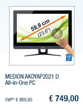 MEDION AKOYAP2021 D                                             All-in-One PC
