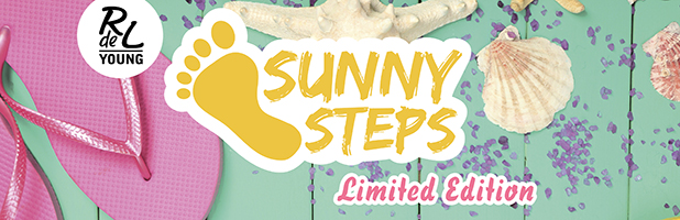 "RdeL Young LE ""Sunny Steps"""