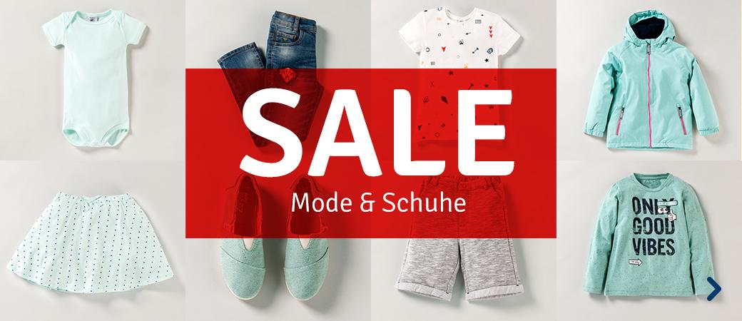 Sale bei mytoys.de - Mode & Schuhe reduziert