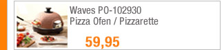 Waves PO-102930 Pizza                                             Ofen / Pizzarette