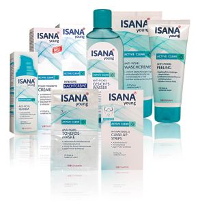 ISANA young Active Clear
