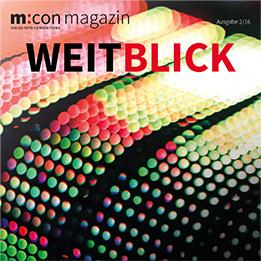 Kundenmagazin Weitblick: Neue Ausgabe