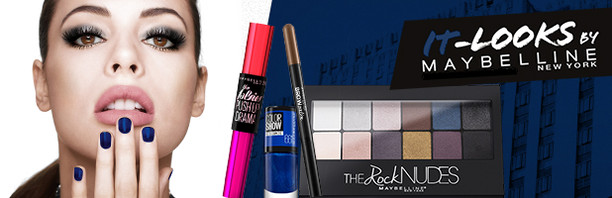 IT-Looks by Maybelline