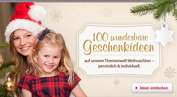 100 wunderbare                                             Geschenkideen...