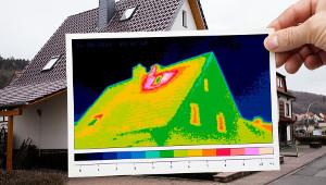 Jetzt im Winter: Gezielt Sanieren mit Thermografie
