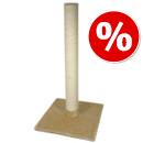 43% DI SCONTO! - Colonna tiragraffi Olga in sisal H 80 cm >>