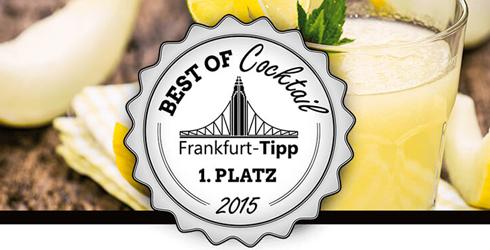 Frankfurt Tipp Best of Cocktail - Aktion
