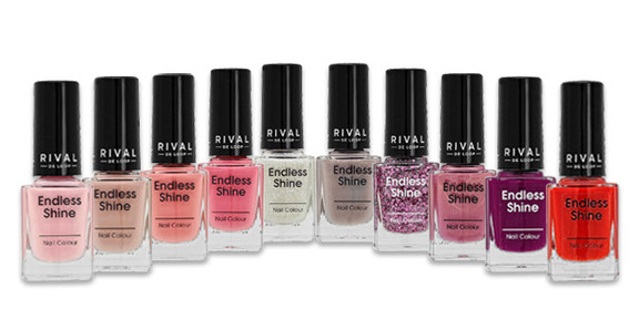 Rival de Loop Endless Shine Nail Colour
