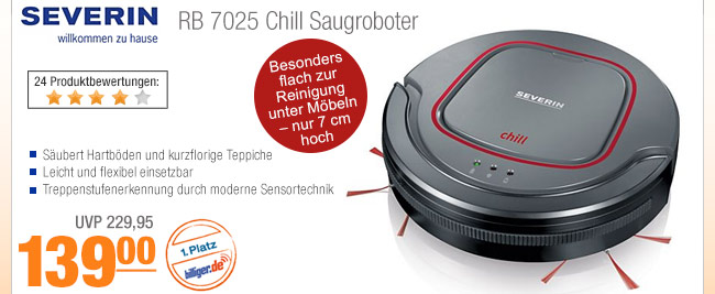 Severin RB 7025 Chill