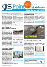 gis.Point-Newsletter S1/2015