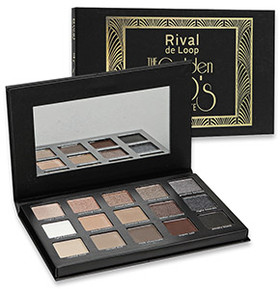 "Rival de Loop ""The Golden 20's"" Eyeshadow Palette"