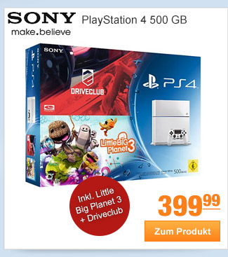 Sony PlayStation 4 500