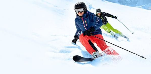 Pisten-Spaß: Skibekleidung & -outfits