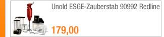 Unold ESGE-Zauberstab                                             90992 Redline