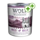 DOPPI PUNTI FEDELTÀ! - Wolf of Wilderness Adult (24 x 800 g) >>