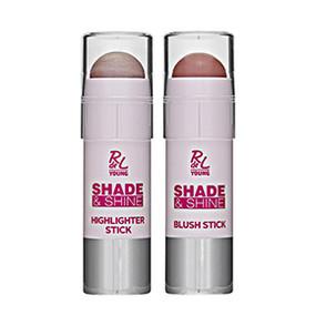 "RdeL Young ""Shade & Shine"" Blush Stick + Highlighter Stick"
