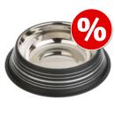 SCONTO FINO AL 50%! - Ciotola in acciaio Silver Line nero opaco >>