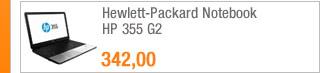 Hewlett-Packard                                             Notebook HP 355 G2