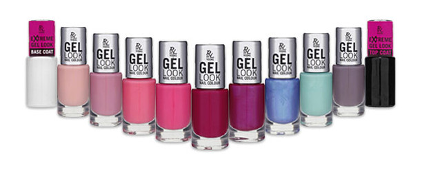 RdeL Young Gel-Look Nail Colour