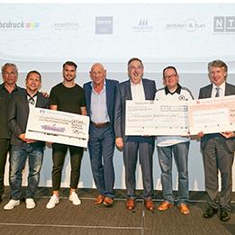 25.000 Euro für die Kinderkrebsforschung