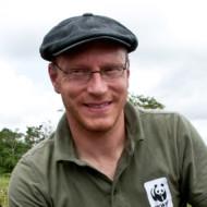 Johannes Kirchgatter, Afrika-Experte beim WWF