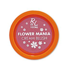 "RdeL Young ""Flower Mania"" Cream Blush"