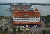 Bosch Video Surveillance solutions secure Boustead Cruise Centre