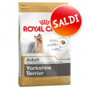 19% DI SCONTO! - Royal Canin Yorkshire Terrier Adult (1,5 kg) >>