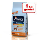 1 kg GRATIS! - Con 7,5 o 15 kg di secco Affinity Advance... >>