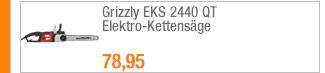 Grizzly EKS 2440 QT                                             Elektro-Kettensäge