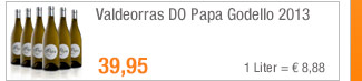 Valdeorras DO Papa                                             Godello 2013