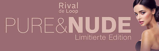 Rival de Loop Limited Edition Pure & Nude Cover