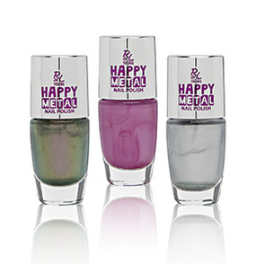 "RdeL Young ""Happy Metal"" Nail Polish"