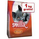 1 kg GRATIS! - Offerta crocchette Smilla (10 kg) >>