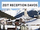 ZEIT RECEPTION Davos