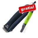 Slanatore GRATIS! - Con la tosatrice Moser professionale... >>
