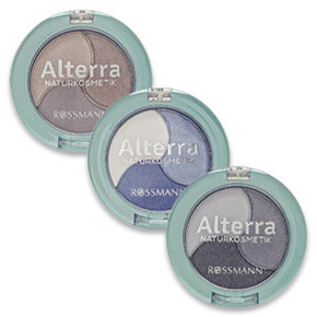 Alterra Trio Eyeshadow