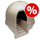 SCONTO FINO AL 23%! - Toilette Petmate Booda Cleanstep H 50 cm >>