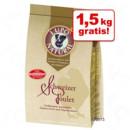 1,5 kg GRATIS! - Con 15 kg di secco Lupo Natural... >>