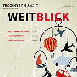 m:con Kundenmagazin: Ausgabe zum Fahrradjahr