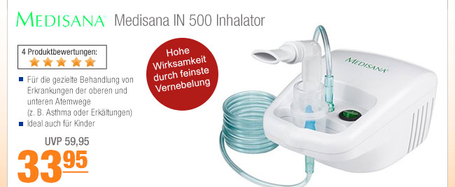 Medisana IN 500