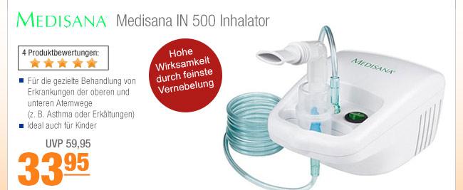 Medisana IN 500                                             Inhalator