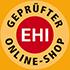bvh-Auszeichnung für                                             den Plus Online Shop