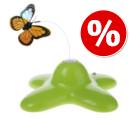 40% DI SCONTO! - Gioco per gatti Funny Butterfly Ø 25 cm >>