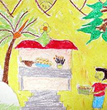 Patenkinder schenken Freude