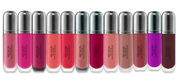 Revlon Matte Lip Gloss