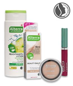 Alterra-Produkte mit Sheabutter