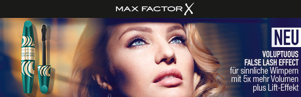 voluptuous false lash effect die neue mascara von max factor nicky testet. Black Bedroom Furniture Sets. Home Design Ideas