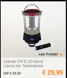 Coleman CPX 6 LED